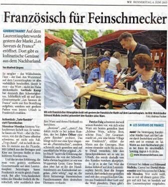 franzoesischer gourmet markt
