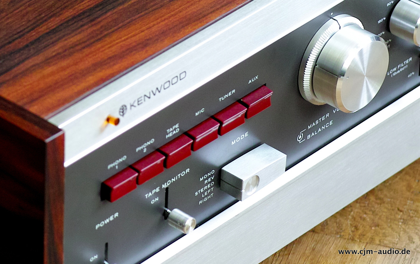 Kenwood Supreme 1 Cjm Audio High End Audiomarkt F 252 R