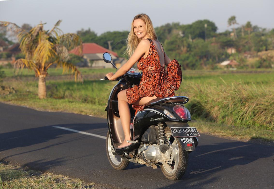 wheelchair hire bali gym roman chair explore lombok by motorbike moped network holidays