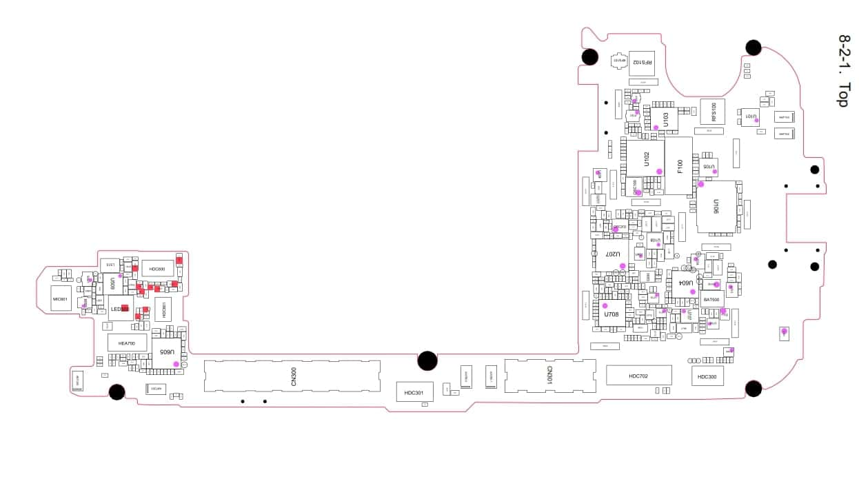 Galaxy S6 Schematic Diagram