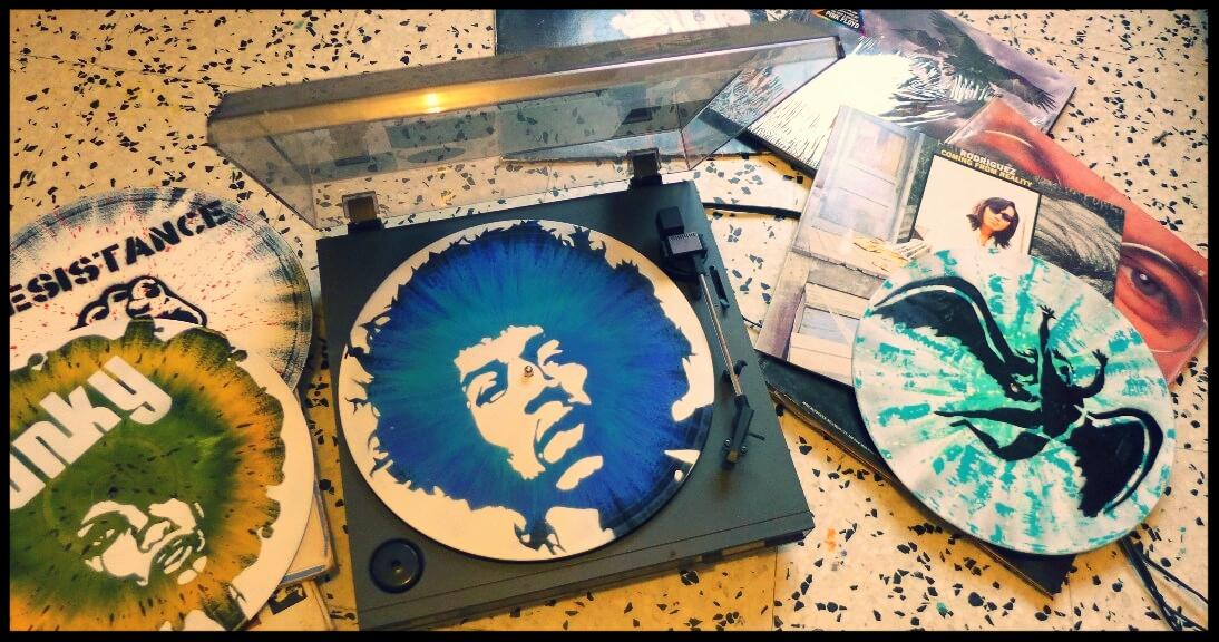 vinyle decoratif mural slave 2 0