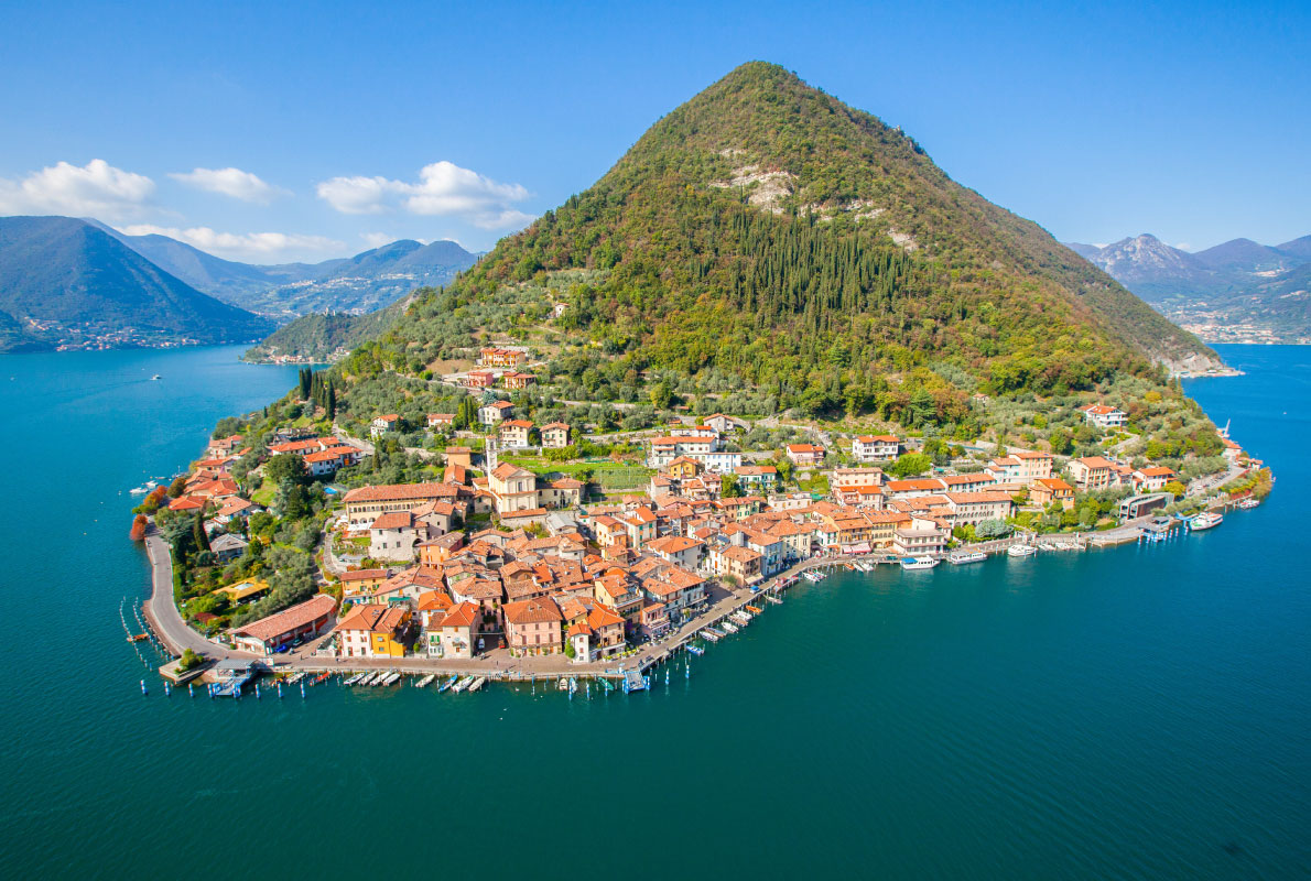 monte isola tourism italy best places in Europe