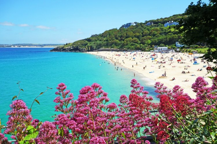 Best beaches in Europe - Porthminster beach - St Ives copyright  mambo6435