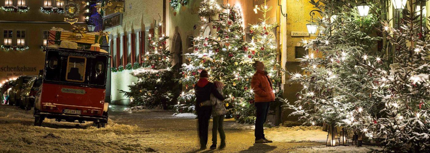 Rothenburg Christmas Market 2019  Dates hotels things