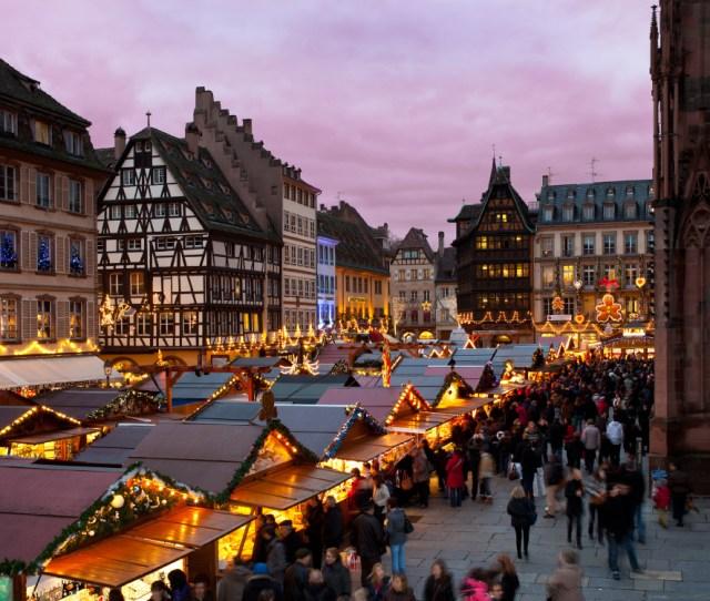 Christmas Break In Strasbourg Copyright Strasbourg Tourisme Office European Best Destinations