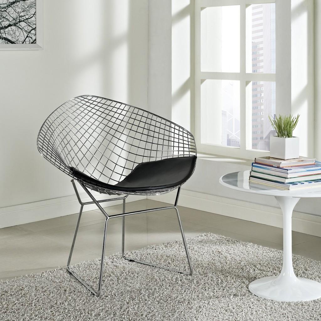 diamond chair replica red slipper sedie benvenuti su saporedesign