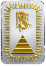 Logo di RTC. Notate la somiglianza con il simbolo dei Gesuiti...
