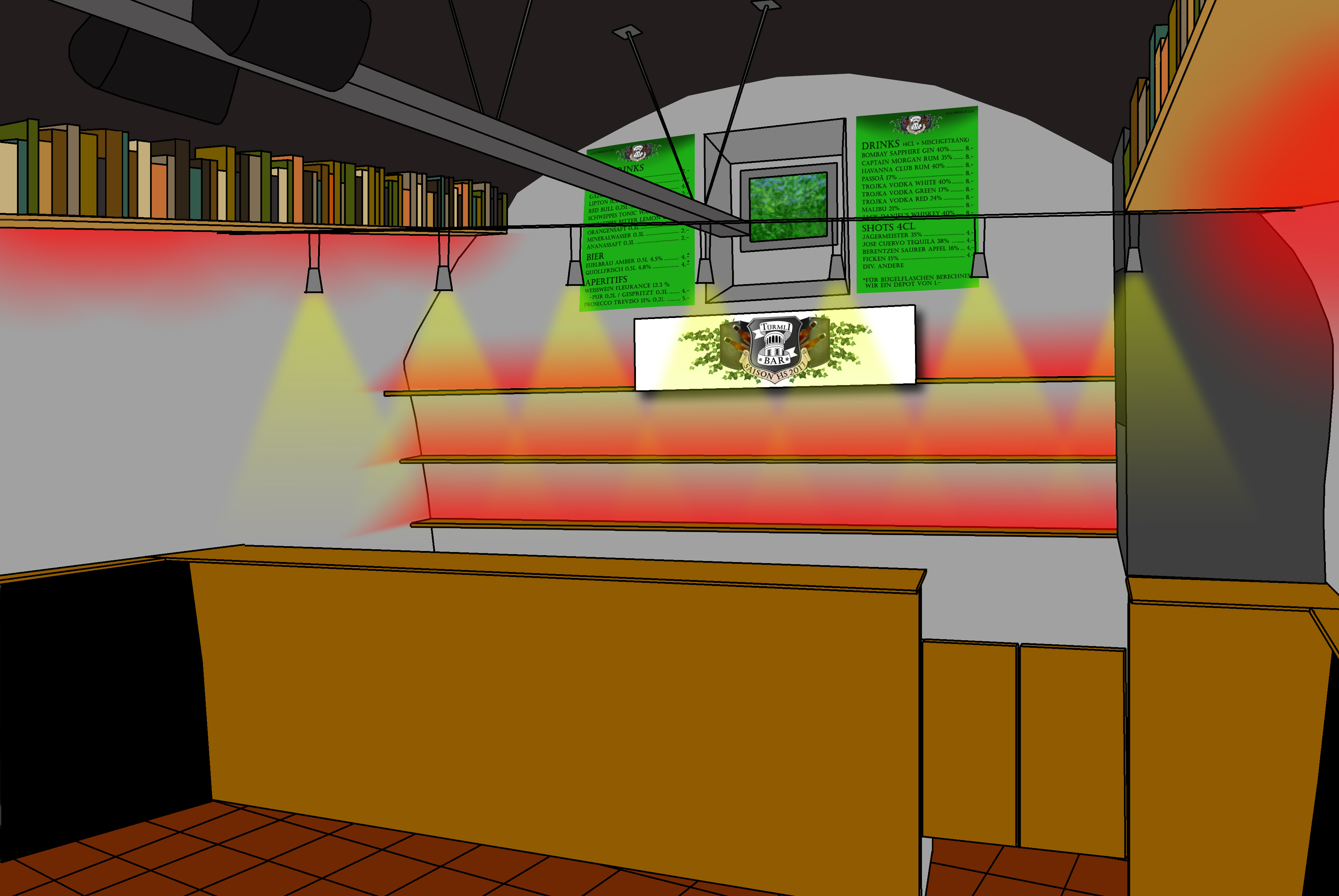 Massnahmen-Katalog Projekt Barumbau - Türmli-Bar Winterthur