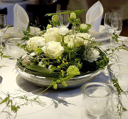 Tischdekorationen  Blumen Heller in Essen Blumen verschicken