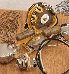 prewired harness hss stratocaster [ 1400 x 1050 Pixel ]