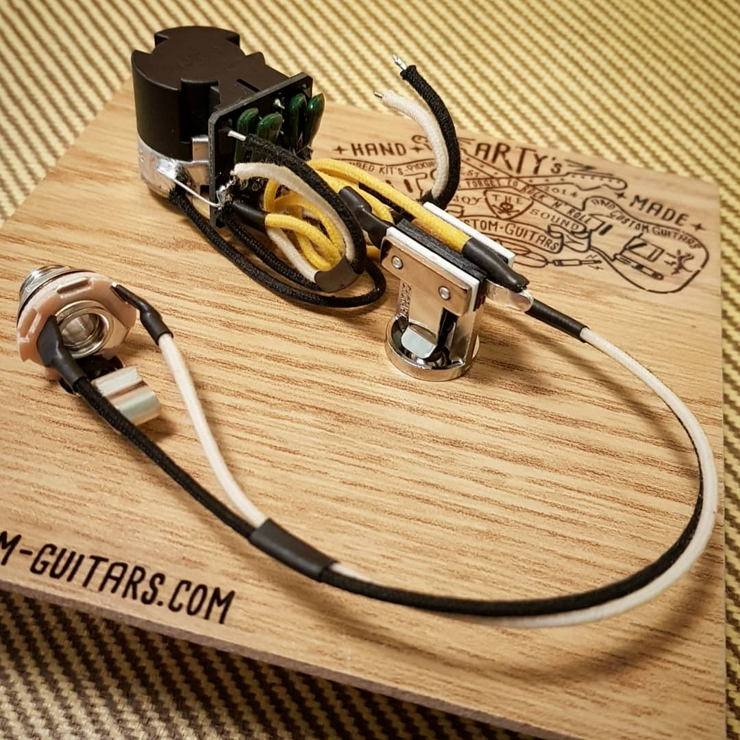 hight resolution of la cabronita wiring harness