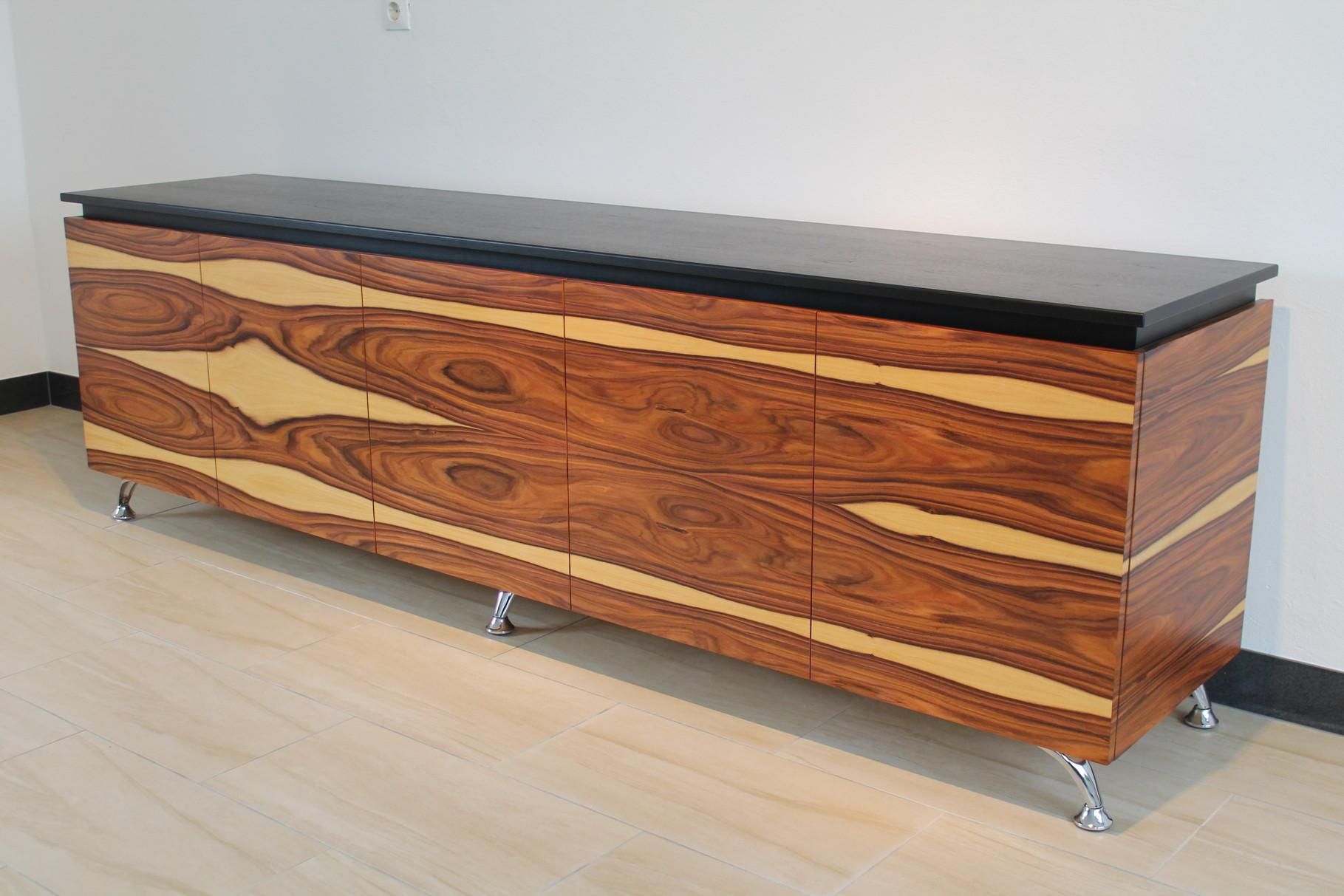 Sideboard Ahorn Nachbildung Woodford Sideboard Porto 3000 Bei
