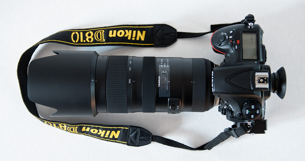 Tamron 70200mm f28 VC USD G2 Review Test  ViBo Photography