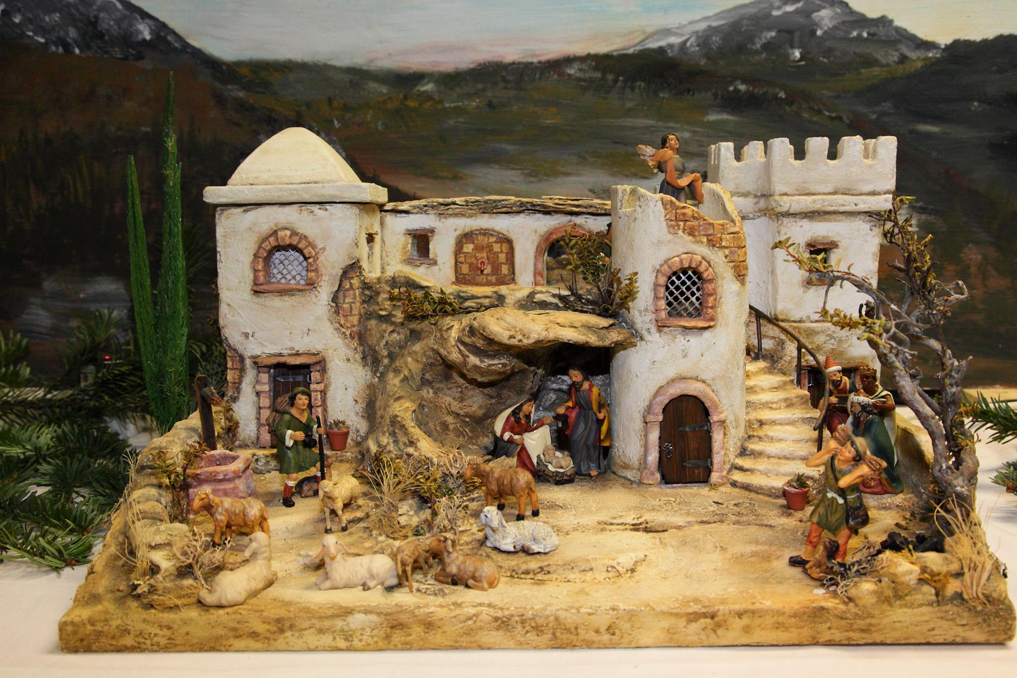 Mostra di presepi Grossarl Avvento  Salzburger Bergadvent