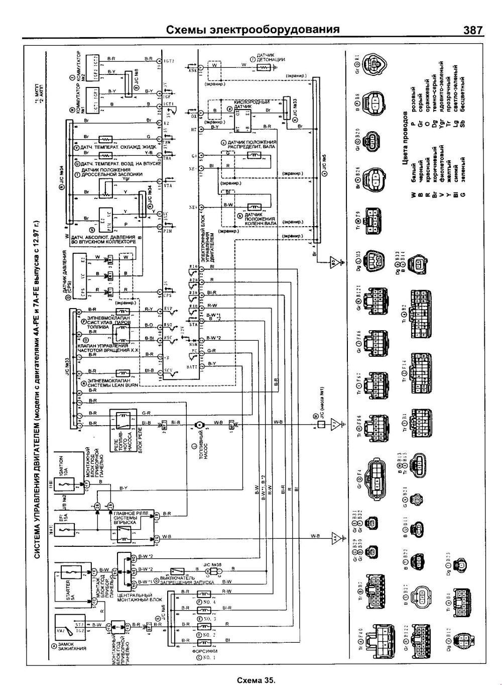 medium resolution of toyota corona service manuals wiring diagrams