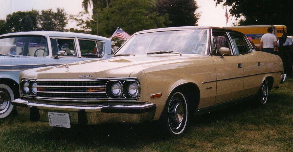 Wiring Diagrams Of 1960 Rambler 6 American Custom Series 6010