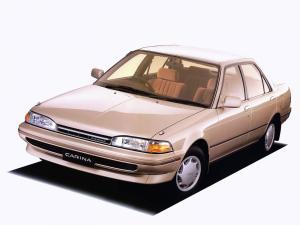 Toyota Carina PDF Manual  Wiring Diagrams