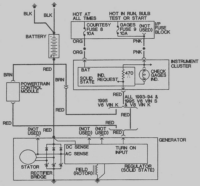 [DIAGRAM] 1988 Chevy Camaro Wiring Diagram FULL Version HD