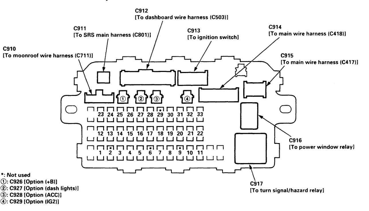 [DIAGRAM] Mitsubishi Canter Electrical Wiring Diagram FULL