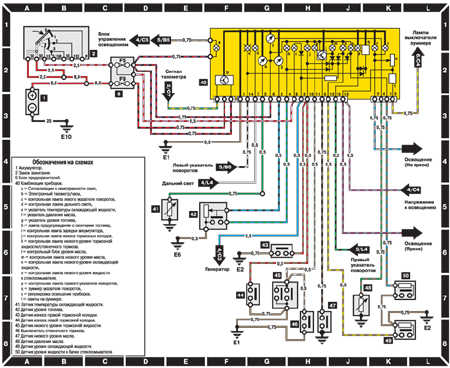 mercedes w124 wiring diagrams  car electrical wiring diagram