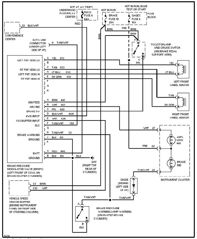 2003 Tahoe Wiring Schematic : 2003 Chevy Tahoe Wiring