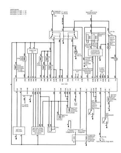 mitsubishi galant wiring diagrams  car electrical wiring