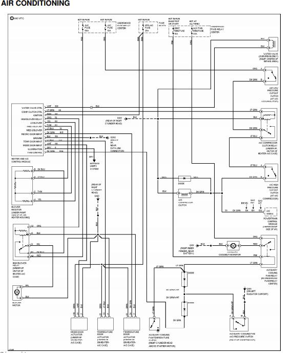 File: Infiniti G20 Cruise Control Wiring Diagram
