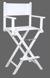 The Makeup Director Chairs