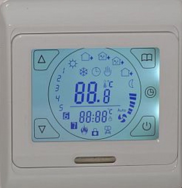 Uhrenthermostat Tr 91 Touch - Elektro Bodenheizung, Elektrische