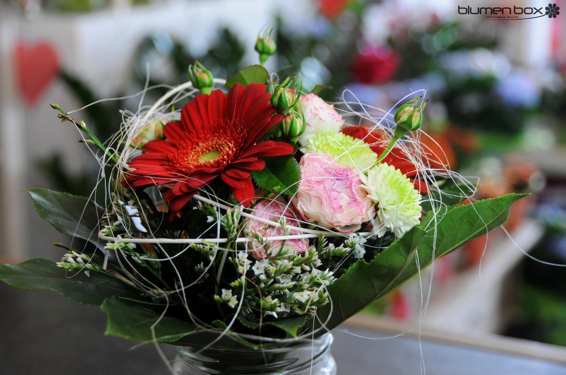 Schnittblumen  blumenbox