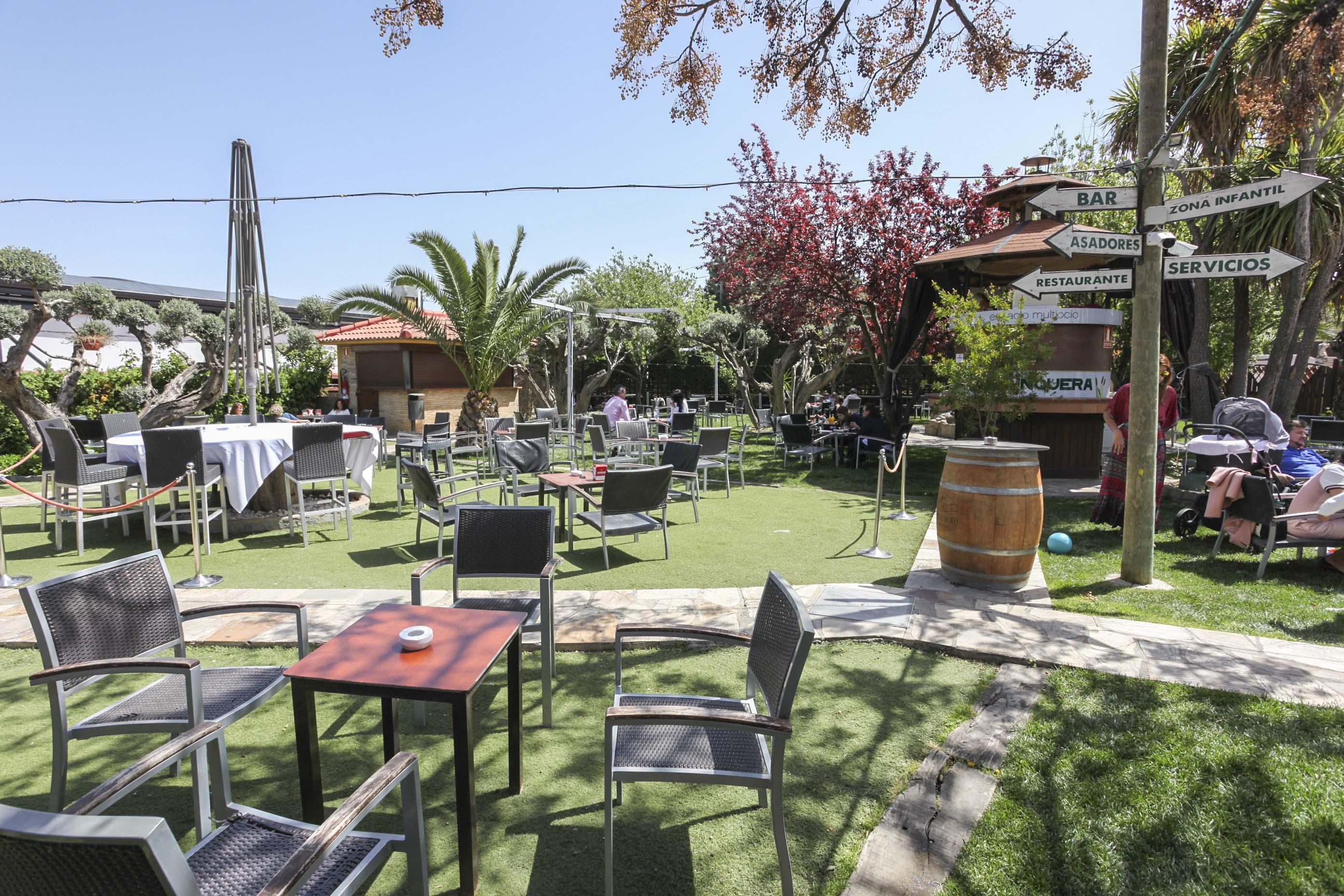 Terraza Lounge  La Junquera Ocio