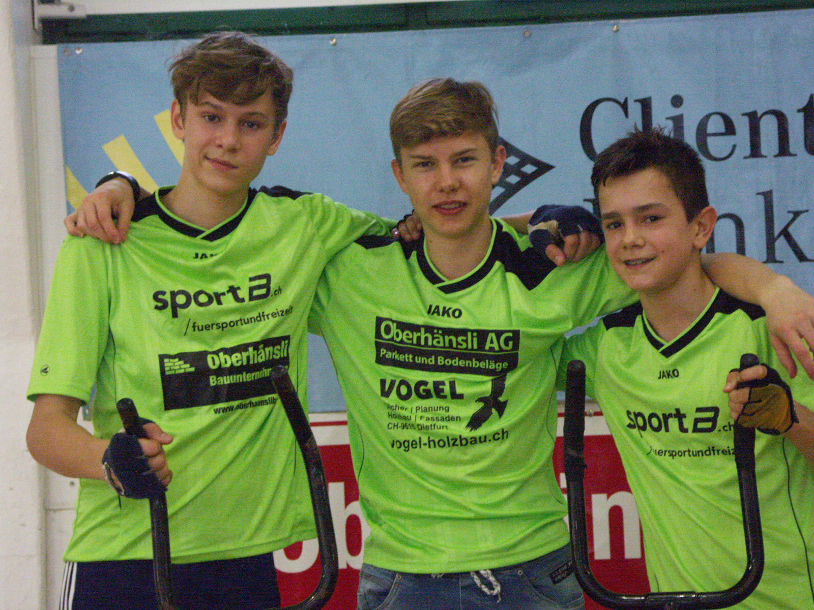 News 2016 - Radballteam-Rafael-Bjoerns Webseite!
