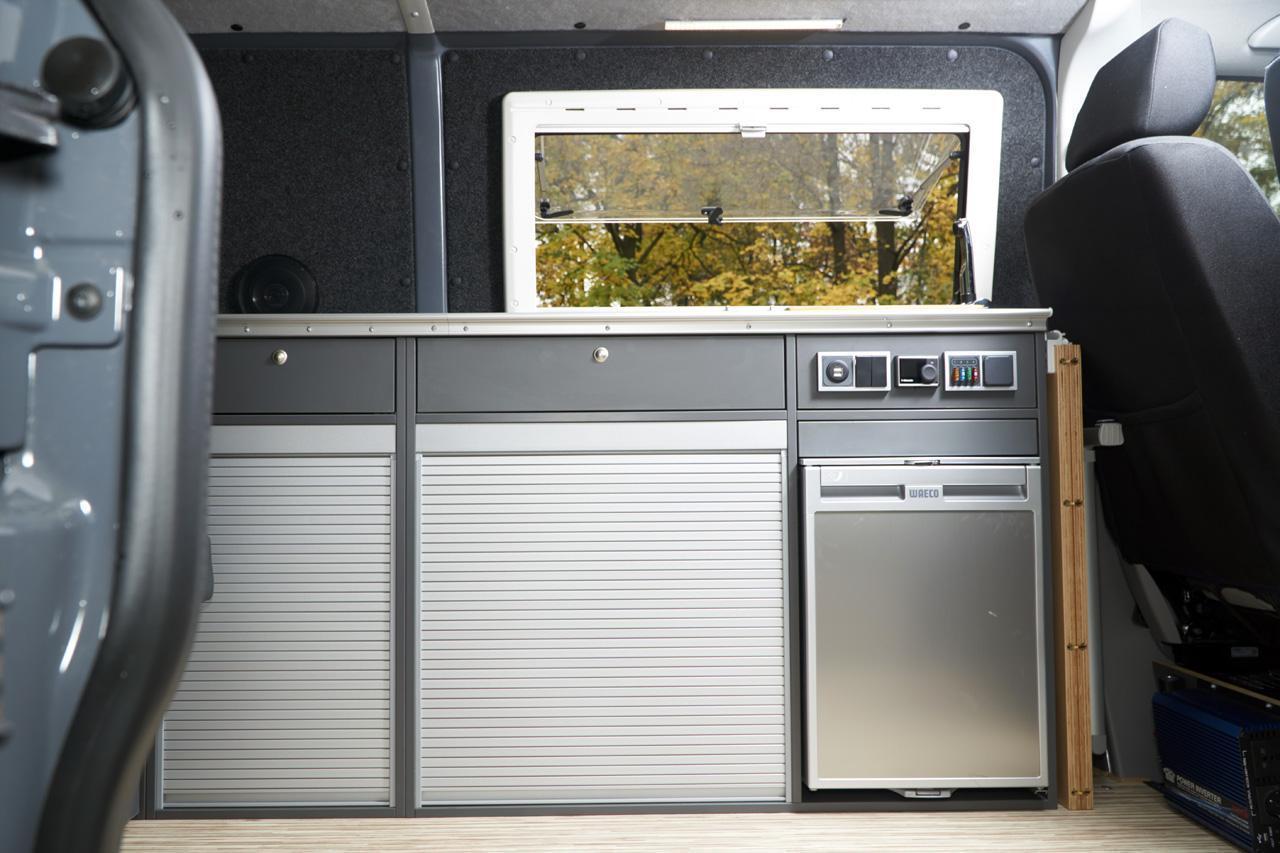 Der 2017er Wohnbus Ausbau fr VW T5  VW T6 ist nun online