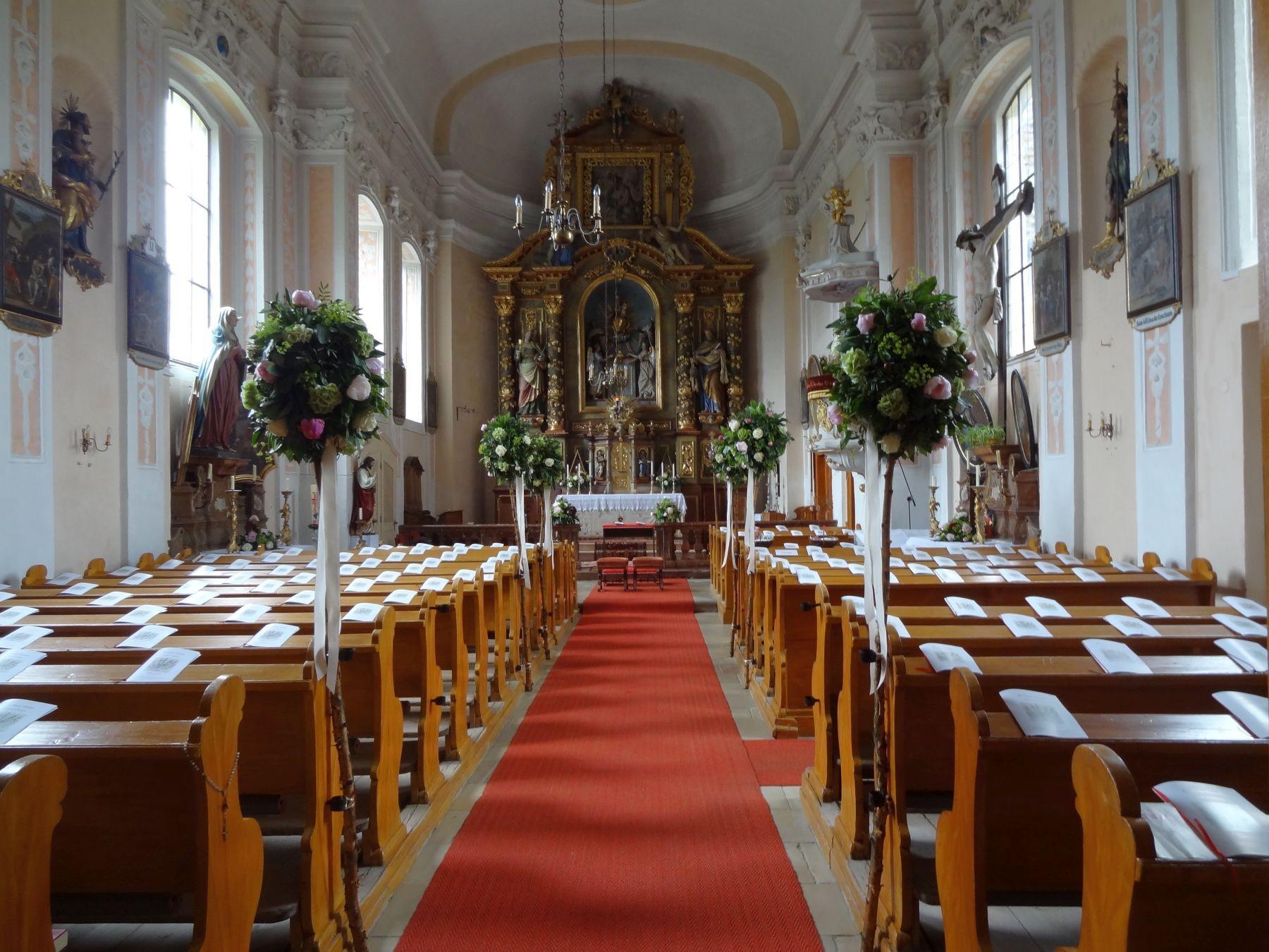 Schlosskirche  Schloss Altenhof
