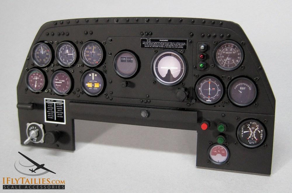 medium resolution of tbm avenger instrument panel