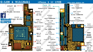 iPhone X Schematic  Free Manuals