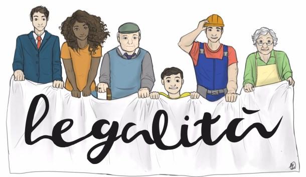 Legalità economica e cittadinanza responsabile - Benvenuti su  Dirittopertutti.net, quando il Diritto diventa online