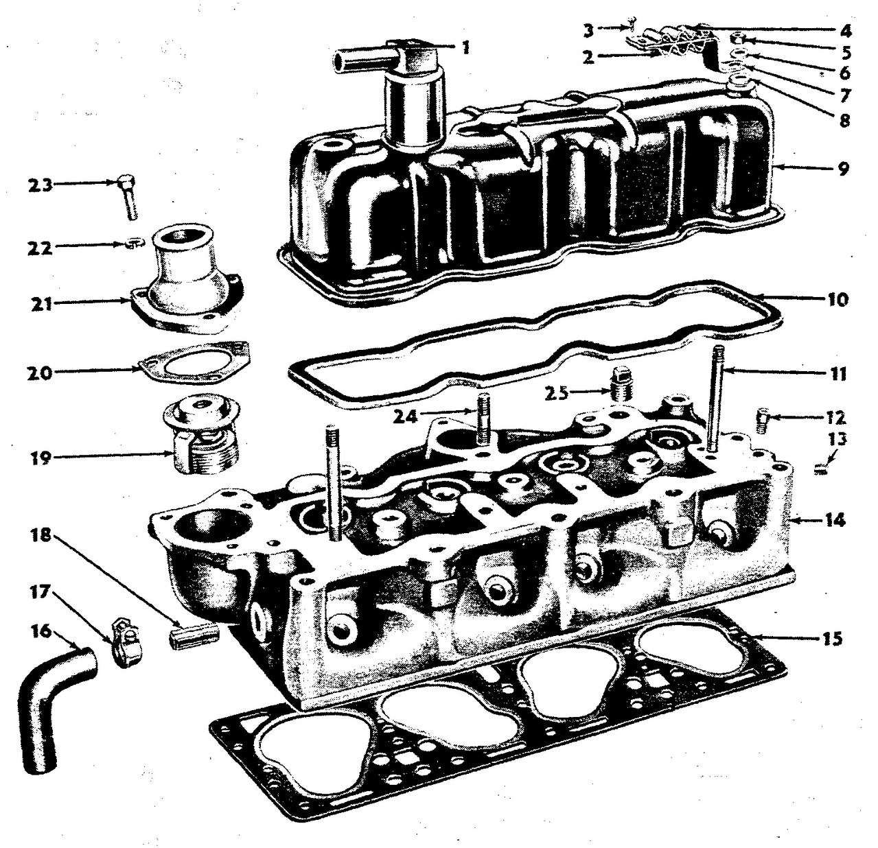 M38a1 Engine