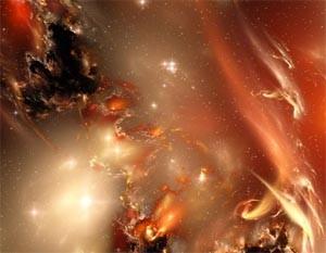 Revisión: Polvo cósmico: origen, especie, composición. Polvo cósmico y  bolas extrañas en capas de tierra antigua