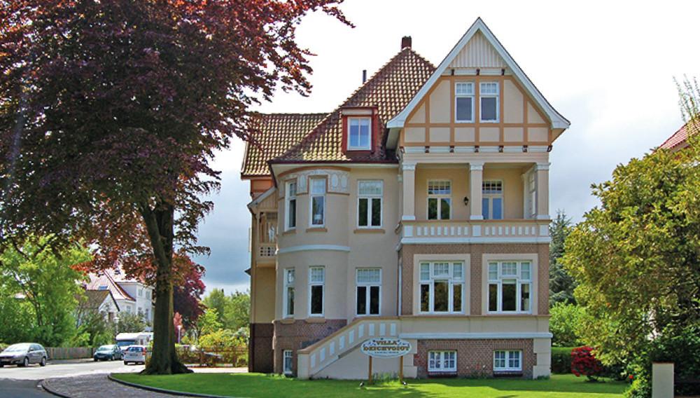 Unsere Huser Hotel Deichvoigt Cuxhaven