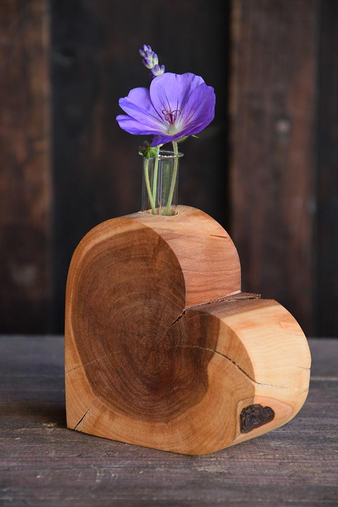 Holzherzen fr Geldgeschenke  Holzwurmdratzer