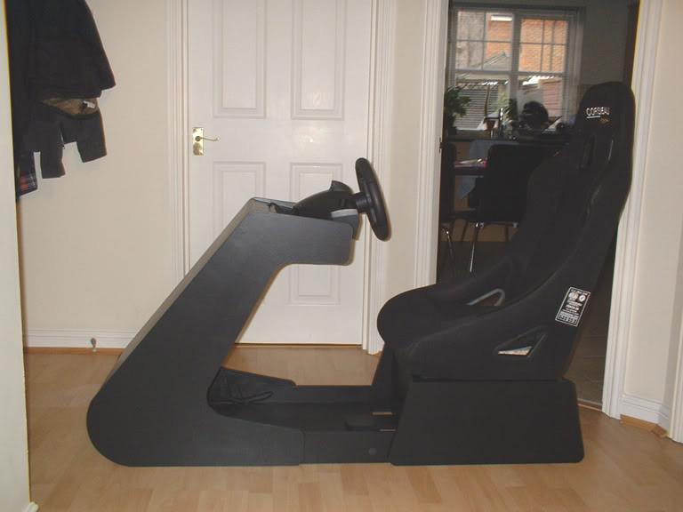 racing simulator chair plans herman miller eames repair ein rennsitz