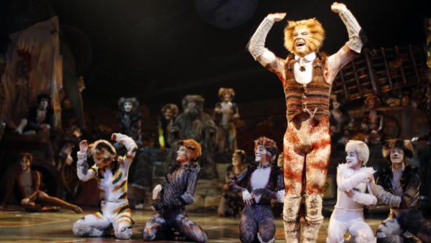 Viennese musical theater company ronacher: Eine Kurze Geschichte Des Wiener Musicals Kurier At