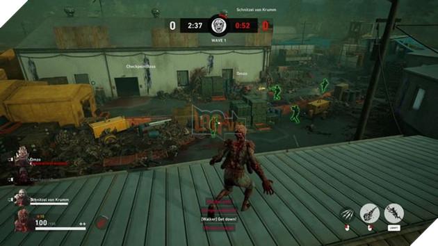 Back 4 Blood dễ dàng vượt mặt tiền bối Left 4 Dead về kỷ lục người chơi 2