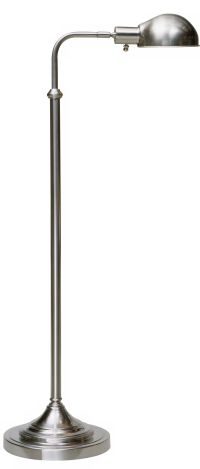 Robert Abbey Kinetic Brushed Chrome Pharmacy Floor Lamp ...