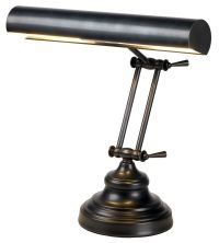 House of Troy Adjustable Bronze Finish Piano Lamp - #94422 ...