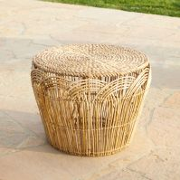 Zaltana Mosaic Outdoor Accent Table - #2X593 | Lamps Plus