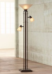 Metro Collection 3-in-1 Torchiere Floor Lamp - #27340 ...