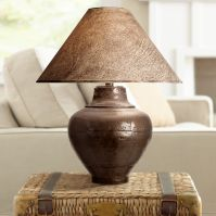 Indian Marigold Handcrafted Southwest Table Lamp - #3N814 ...