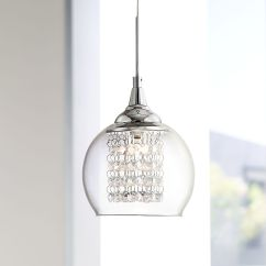 Kitchen Island Pendant Lights Garden Window Lighting Chandelier And Lamps Plus Possini Euro Encircled Crystal 6 Wide Halogen Mini